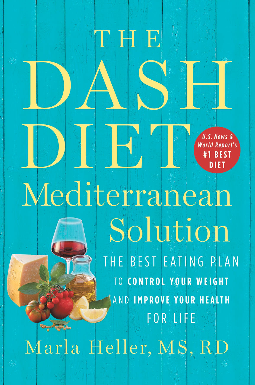 The Mediterranean and DASH Diets for Healthy Weight Loss